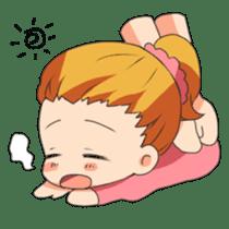 Bad baby sticker #68286