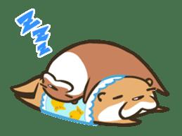 Kotsumetti of Small-clawed otter sticker #68495