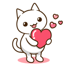 Meow Meow Star Acres sticker #69230