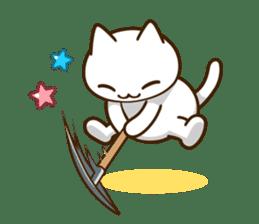 Meow Meow Star Acres sticker #69246