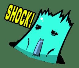 Jelly-kun Pururun sticker #69695