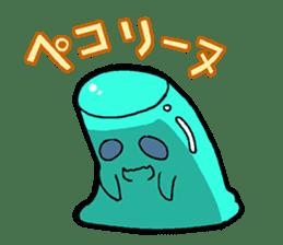 Jelly-kun Pururun sticker #69696