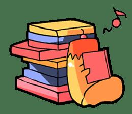 Jelly-kun Pururun sticker #69702