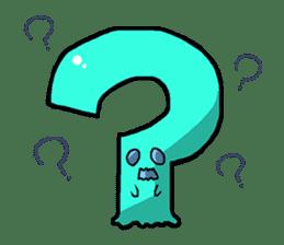 Jelly-kun Pururun sticker #69703