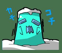 Jelly-kun Pururun sticker #69706