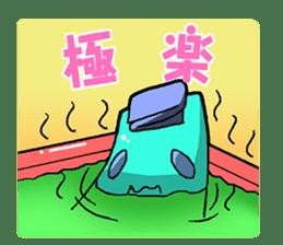 Jelly-kun Pururun sticker #69731