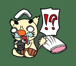 Nukokichi sticker #70827