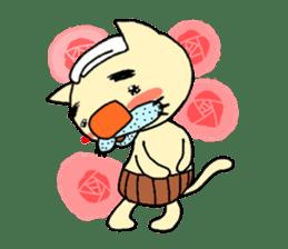 Nukokichi sticker #70830