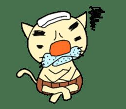 Nukokichi sticker #70832