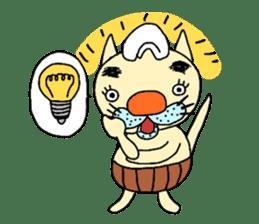 Nukokichi sticker #70833