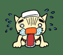Nukokichi sticker #70837