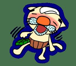Nukokichi sticker #70845