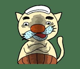 Nukokichi sticker #70850