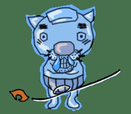 Nukokichi sticker #70851
