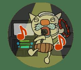 Nukokichi sticker #70859