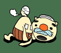 Nukokichi sticker #70861