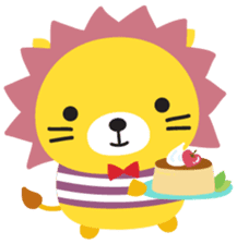 Squly & Friends: Happy Forest sticker #71024