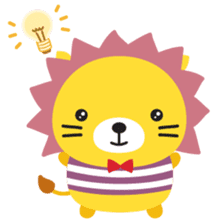 Squly & Friends: Happy Forest sticker #71060