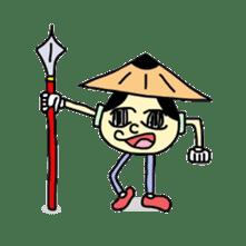 Jihen & Ran sticker #71862