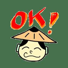 Jihen & Ran sticker #71866