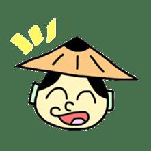 Jihen & Ran sticker #71870
