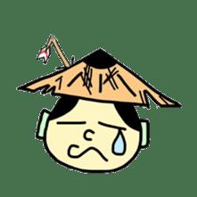 Jihen & Ran sticker #71871