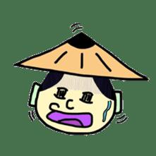 Jihen & Ran sticker #71872