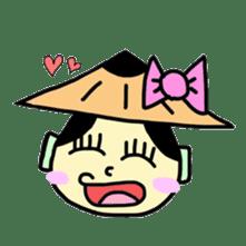 Jihen & Ran sticker #71874