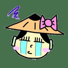 Jihen & Ran sticker #71876