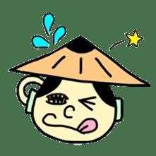 Jihen & Ran sticker #71878