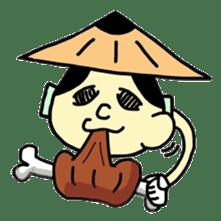 Jihen & Ran sticker #71881