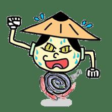 Jihen & Ran sticker #71887