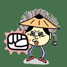 Jihen & Ran sticker #71895