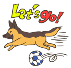 EVERYDAY DOGGIES FUN LIFE sticker #72871
