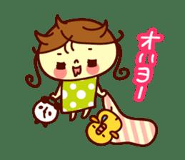 odangochan sticker #73199
