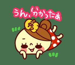 odangochan sticker #73202