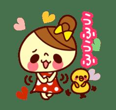 odangochan sticker #73206