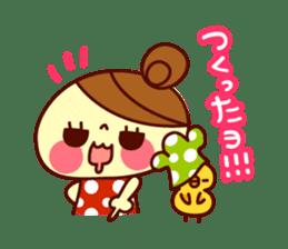 odangochan sticker #73207