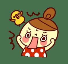odangochan sticker #73208