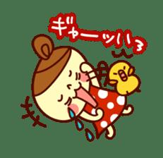 odangochan sticker #73217