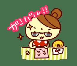 odangochan sticker #73218