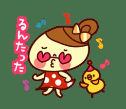 odangochan sticker #73227