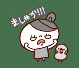 odangochan sticker #73228