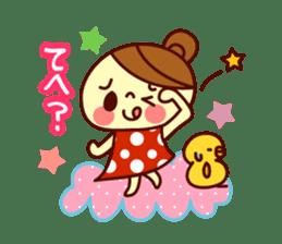 odangochan sticker #73229