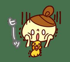 odangochan sticker #73231