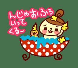 odangochan sticker #73234