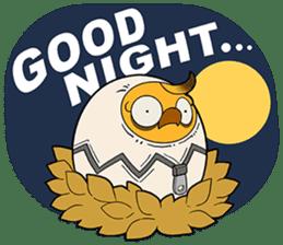 ChickenMan sticker #73246