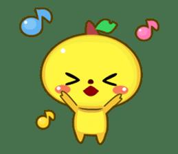 KAWAII Creature Colloru sticker #73320