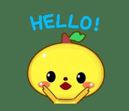 KAWAII Creature Colloru sticker #73332