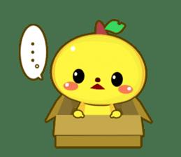 KAWAII Creature Colloru sticker #73335
